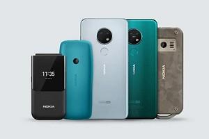 Названы российские цены новинок Nokia, в том числе самого прочного телефона марки