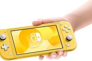 В России стартовали продажи доступной игровой консоли Nintendo Switch Lite
