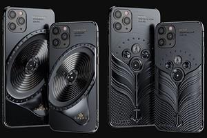 Российская компания выпустила смартфоны с частицами Титаника и космического корабля Гагарина