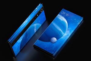Xiaomi представила революционный смартфон с экраном, занимающим 180,6% площади лицевой панели