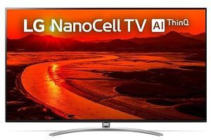 В Россию прибыл самый передовой 8K NanoCell телевизор LG