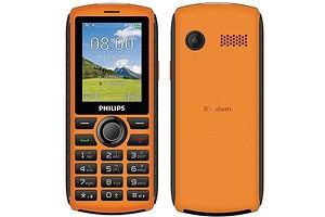 Philips представила защищенный кнопочный телефон с Android и большим аккумулятором