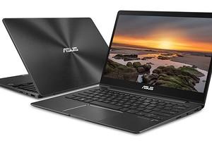 Тест ноутбука Asus Zenbook 13 UX331FN-EG023R: мощный и выносливый