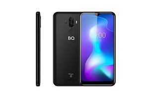 Российская марка BQ представила смартфон с NFC дешевле 6000 руб.