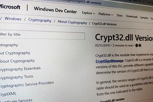 Microsoft выпустит заплатку для «чрезвычайно страшной» уязвимости Windows