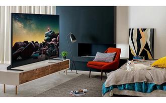 Самый крутой телевизор Samsung подеш&...