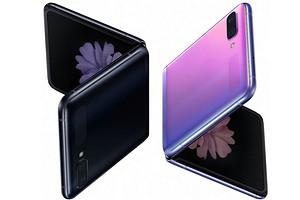 Новый складной смартфон с гибким дисплеем Samsung Galaxy Z Flip полностью рассекречен