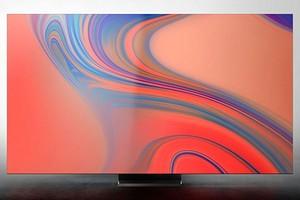 Samsung представила уникальные безрамочные телевизоры