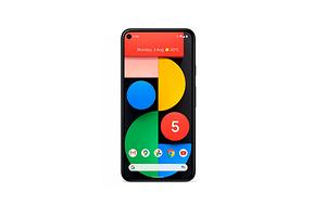 Первый флагманский смартфон на Android 11: Google представила Pixel 5