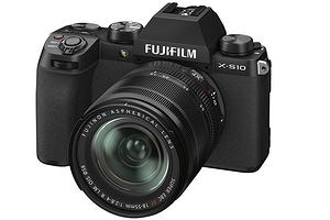 Компактная беззеркальная камера Fujifilm X-S10 получила продвинутую систему стабилизации