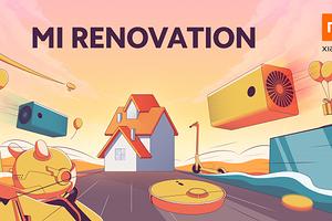 Xiaomi запустил конкурс. Главный приз - ремонт и установка умного дома