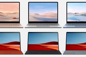 Microsoft анонсировала свой самый дешевый и лёгкий ноутбук - Surface Laptop Go