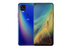 Флагманская внешность по доступной цене: ZTE представила смартфон V2020 5G