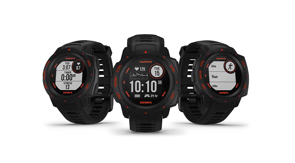 Garmin представила умные часы специально для киберспортсменов