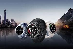 Honor привез в Россию защищенные умные часы с автономностью в 25 суток