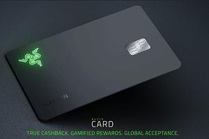 Неожиданно: геймерская компания Razer представила первую в мире банковскую карту с подсветкой