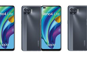 Стартовали российские продажи шестикамерного смартфона OPPO Reno4 Lite