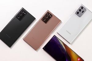 Обзор смартфона Galaxy Note20 Ultra: самый большой блокнот Samsung