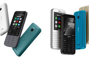 Nokia возродила еще два легендарных мобильных телефона