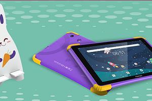 В России появился дешевый планшет для детей - Prestigio SmartKids Max