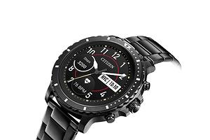 Легендарный японский бренд представил свои первые полностью цифровые умные часы