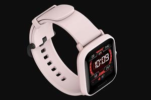 Amazfit привезла в Россию недорогие умные часы Bip U