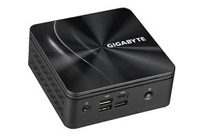 GIGABYTE представила мощные мини-ПК объемом менее литра