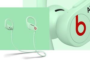 Apple привезла в Россию светящиеся беспроводные наушники Powerbeats Ambush