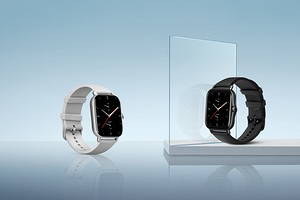 Amazfit привезла в Россию недорогие смарт-часы с динамиком и NFC