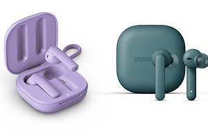 Шведский бренд Urbanears представил две новые модели наушников