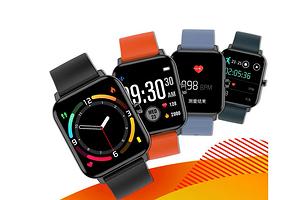 Умные часы дешевле 3000 рублей: ZTE представила модель Watch Live