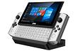 Анонсирована необычная портативная игровая консоль на Windows с мощным процессором Core i7 и QWERTY-клавиатурой