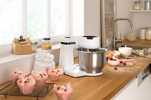 Bosch выпустил новую серию компактных кухонных машин MUM Serie | 2