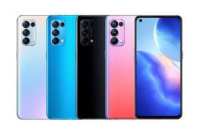 OPPO представила полуфлагманские смартфоны Reno5 5G и Reno5 Pro 5G