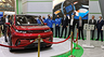 КАМАЗ представил свой первый серийный электромобиль «КАМА-1»