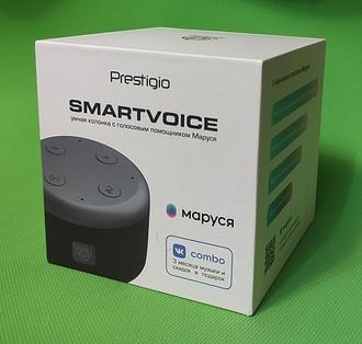 В комплекте с Prestigio SmartVoice вы получаете б...