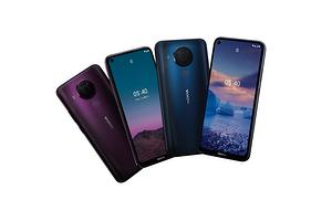 В России представлен новый недорогой смартфон Nokia 5.4