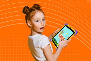 Prestigio представила в России доступный детский планшет SmartKids Up