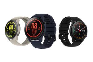 Xiaomi привезла в Россию свои первые международные умные часы Mi Watch