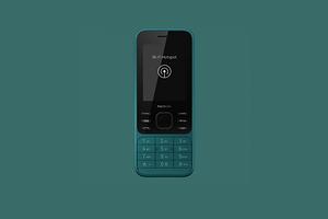 Кнопочник Nokia 6300 4G получил поддержку WhatsApp и автономность почти в месяц
