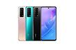 Huawei представила недорогой смартфон с большим экраном - Enjoy 20 SE