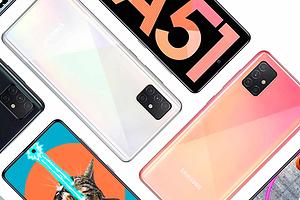 Samsung всему голова: названы самые популярные в России смартфоны 2020