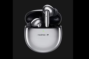 Realme представила дизайнерские, но недорогие беспроводные наушники Buds Air Pro Master Edition