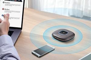 Связь без помех: Anker выпустила новый спикерфон для домашнего офиса