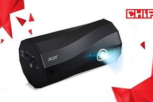 Обзор проектора Acer C250i: хитрости, достойные восхищения