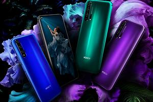 Смартфоны и другие гаджеты Huawei и Honor теперь можно купить в рассрочку без переплаты