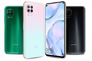 Huawei представила недорогой смартфон с камерой в духе iPhone 11