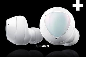 Samsung презентовала беспроводные наушники Galaxy Buds+