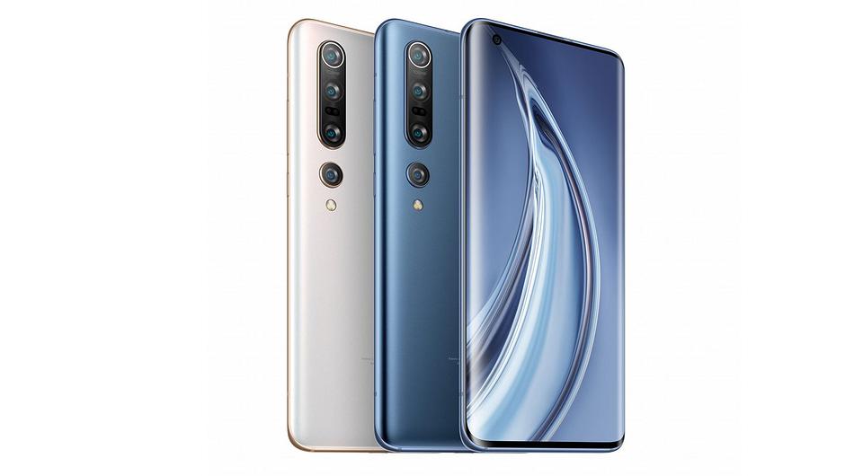 Xiaomi представила «китайских убийц Samsung Galaxy S20» — флагманские смартфоны Mi 10 и Mi 10 Pro