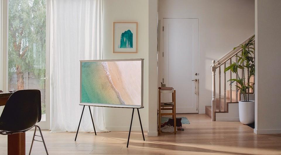 Samsung представила свои самые крутые телевизоры 2020 года